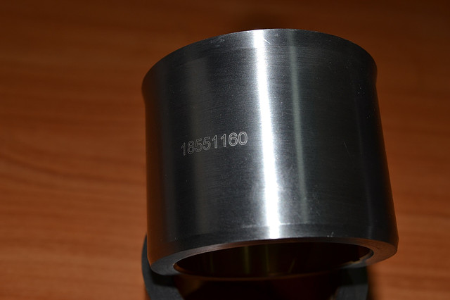 втулка биметаллическая 50х65х50