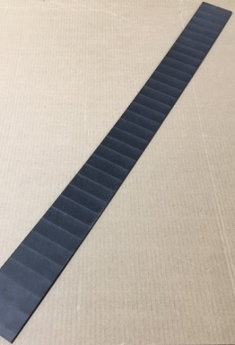 Лента опорная полиамид 3х75х820 мм