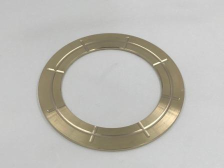 шайба опорная бронзовая 90.5х130х3.1