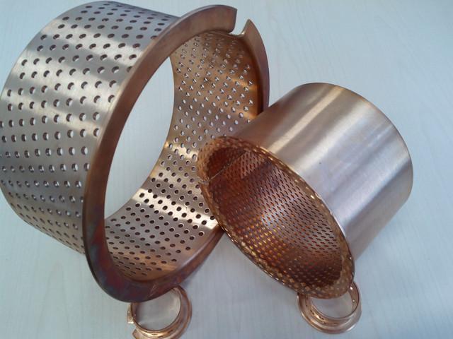 Фланцевые втулки из бронзы