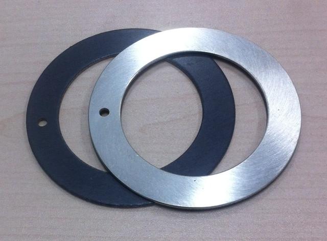 Новые доступные формы металлофторопластовых шайб различных диметров на складе в Санкт-Петербурге
