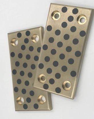 Пластины бронзографитовые JSP-1 (JESW, Oltec-500)