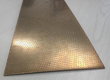 Бронзовые пластины скольжения 3 мм в наличии