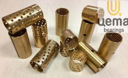 Какие втулки можно выбрать для ремонта подвески манипулятора?