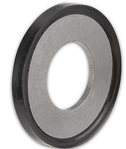 (UA 16.00x10.00x1.50) NBR  кольцо резинометаллическое